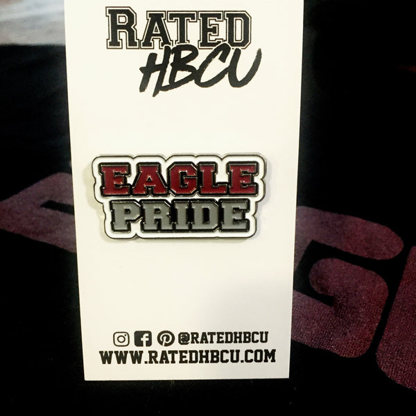 north carolina central nccu pin