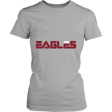 North Carolina Central Eagles NCCU HBCU gray t-shirt