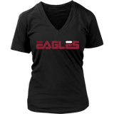 North Carolina Central Eagles NCCU HBCU black t-shirt