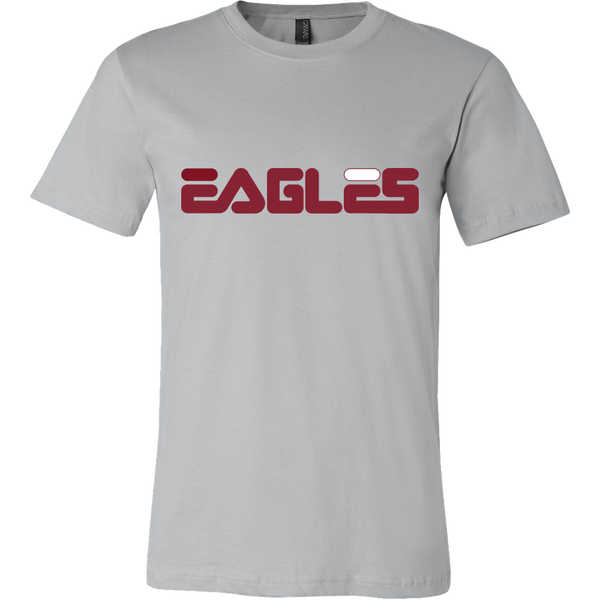 North Carolina Central Eagles NCCU HBCU grey t-shirt