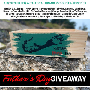 Bermuda Brand Box Father's Day Giveaway