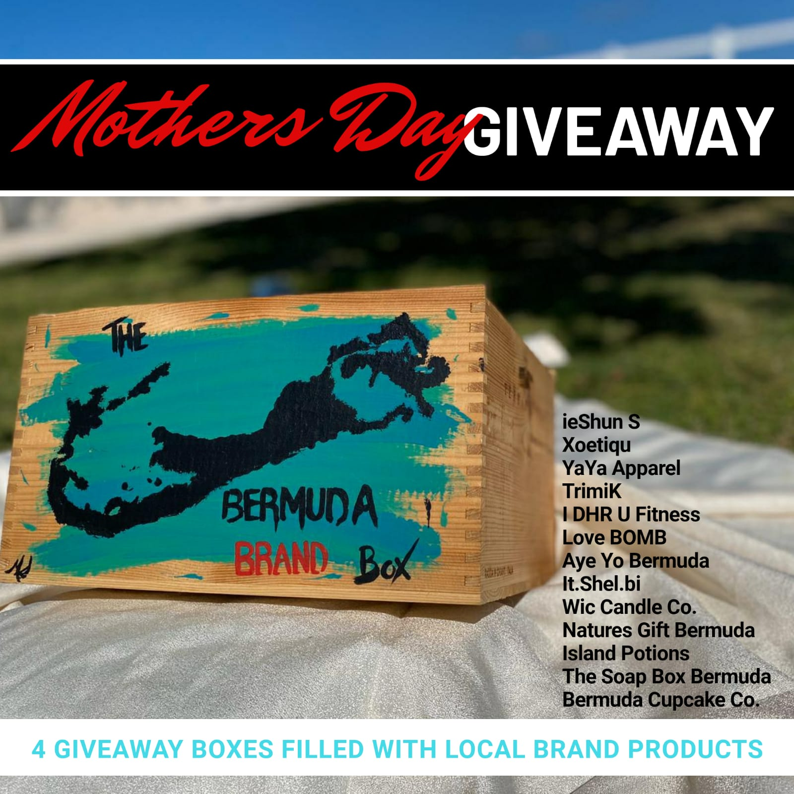 Bermuda Brand Box Mother's Day Giveaway