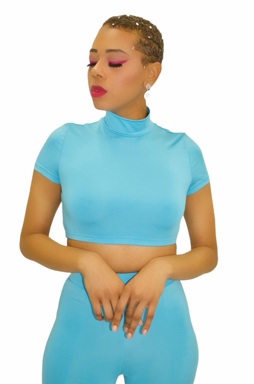 CURATED by LBDS 'Cloud 9' Crop Top