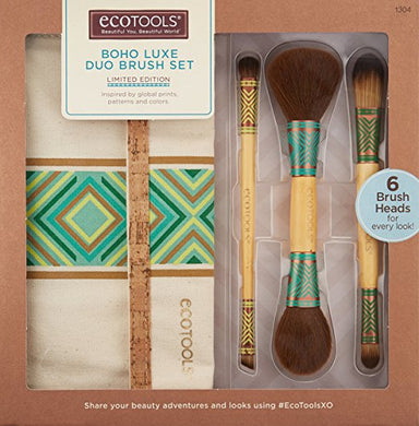 Ecotools Boho Luxe Duo Brush Set Limited Edition