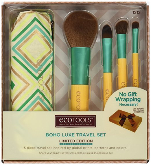 Ecotools Boho Luxe Travel Set Limited Edition