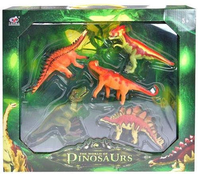 The World of Dinosaurs Play Set