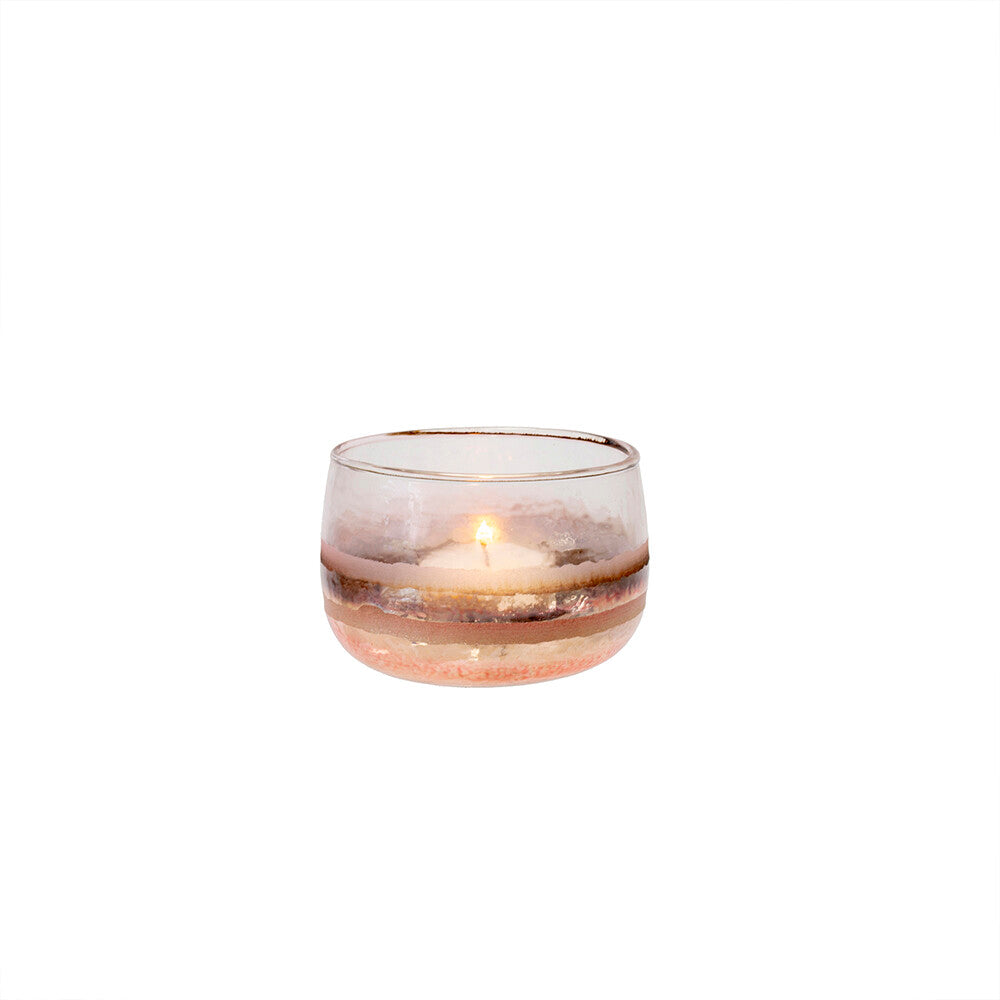 Blush Echo Votive