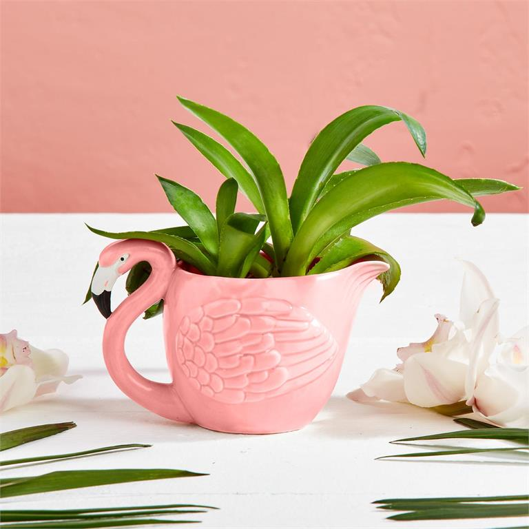 Flamingo Jar