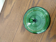Vintage E. O Brody Co. M6000 Green Compote