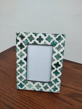 Tozai Home Imperial Green 4 x 6 Bone Photo Frame