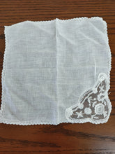 Vintage Ladies Hankie, Various