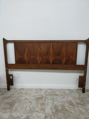 Vintage Broyhill Brasilia Collection Queen Headboard