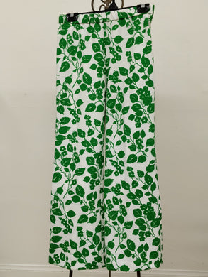 Vintage Alex Coleman Green Print Pants