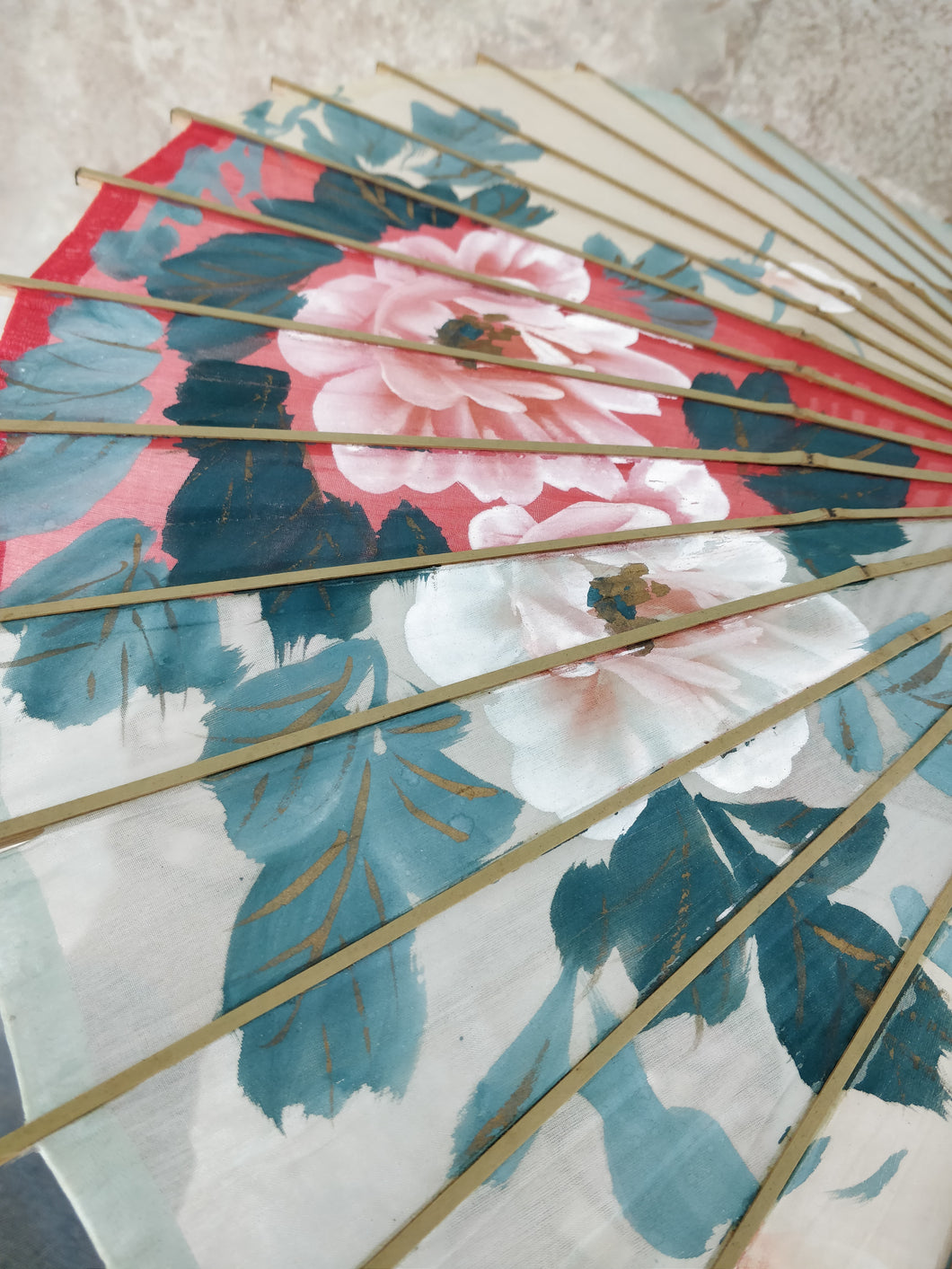 Vintage Japanese Umbrella