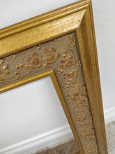 Vintage Gold Carved Wood Frame