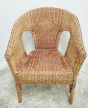 Vintage Wicker/Cane Chair