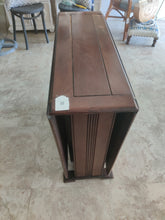Vintage Fold Down Dining Table