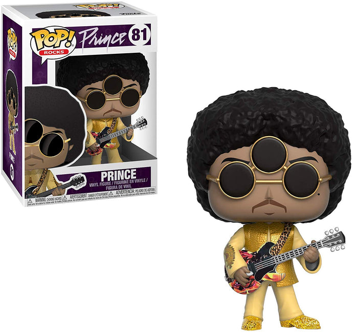 Funko Pop Rocks: Prince 3rd Eye Girl