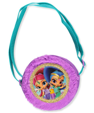Nickelodeon's Shimmer & Shine Round Crossbody Bag