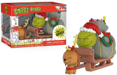 Funko Dorbz Ridez The Grinch