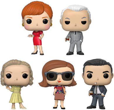 Funko Pop! Mad Men