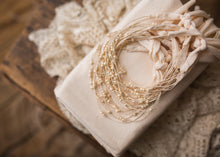 "limited-edition ""cream"" boho band OR wrap ($25/15)"