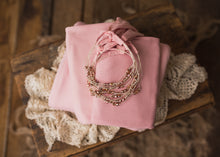 "limited-edition ""Rose"" boho band OR wrap OR backdrop ($25/15/37)"