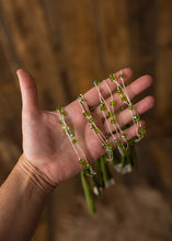 "limited-edition ""Peridot"" boho band OR stretch wrap ($25/15)"