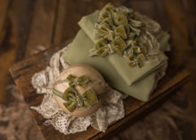"limited-edition ""Cactus"" velvet bow OR wrap OR backdrop ($23/22/15/38)"