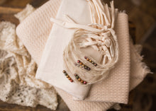 "limited-edition ""cream"" or ""rainbow"" boho band OR wrap OR backdrop ($25/24/15/38)"