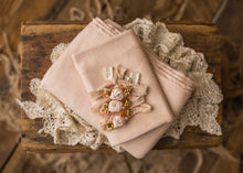 "limited-edition ""Phillipa"" headband OR wrap OR backdrop ($22/15/38)"