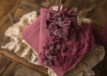 "limited-edition ""mauve mist"" velvet bow OR wrap OR drop ($23/22/15/38)"