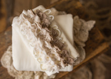 "limited-edition ""Neutral Ombre"" headband OR ""Ivory"" DreamSoft wrap OR backdrop ($23/15/38)"