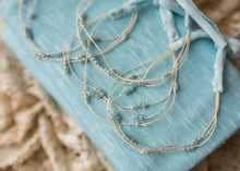"limited-edition ""muted blue"" boho band OR wrap OR backdrop ($25/15/38)"