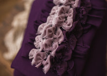 "limited-edition ""Aubergine Ombre"" headband OR ""Aubergine"" DreamSoft wrap OR backdrop ($24/15/38)"