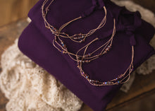 "limited-edition ""amethyst"" boho band OR ""Aubergine"" DreamSoft wrap OR backdrop"