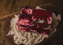 "limited-edition ""cranberry"" pretty-little-bow tieback OR ""Frances"" DreamSoft wrap ($25/15)"