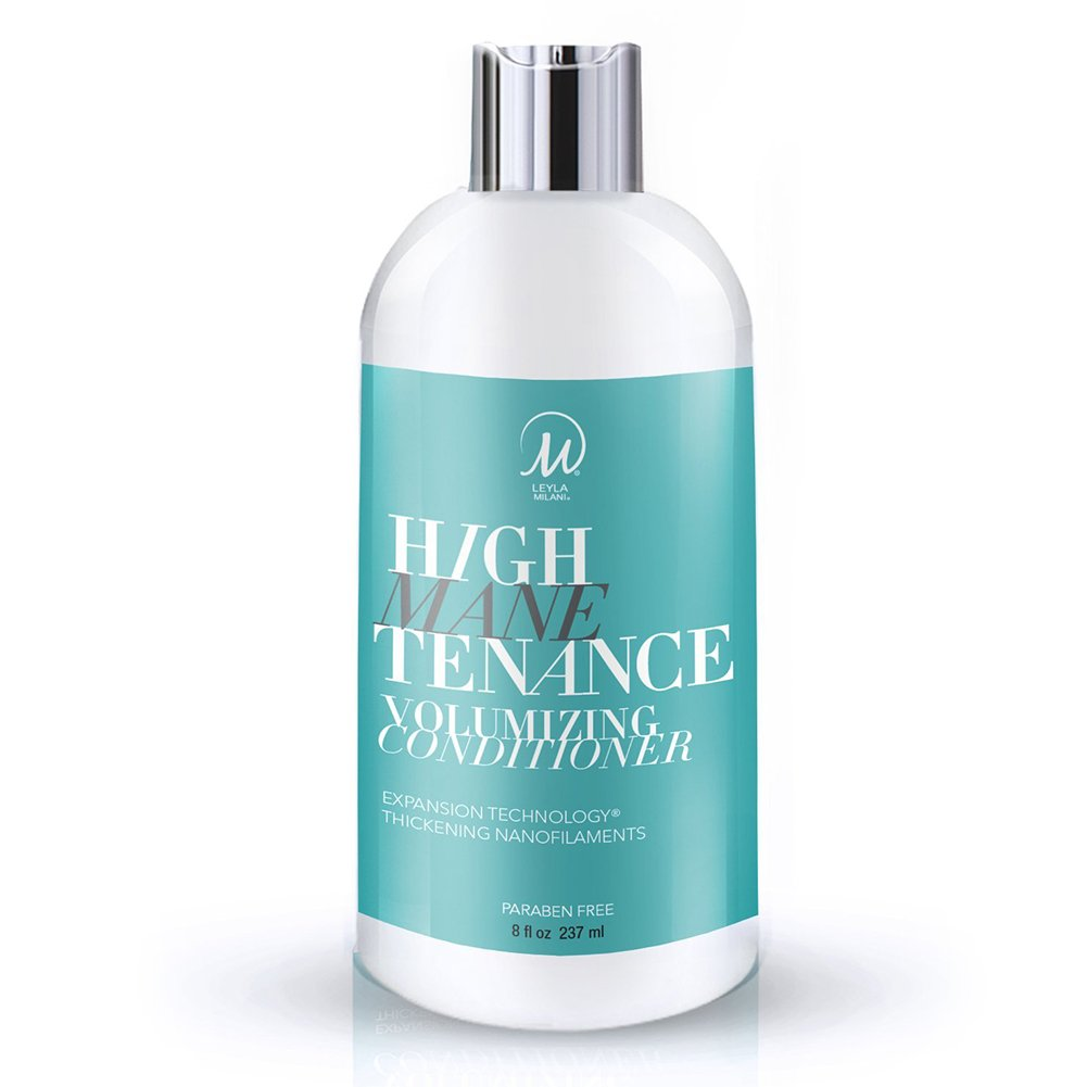 Leyla Milani High Manetenance Volumizing Conditioner