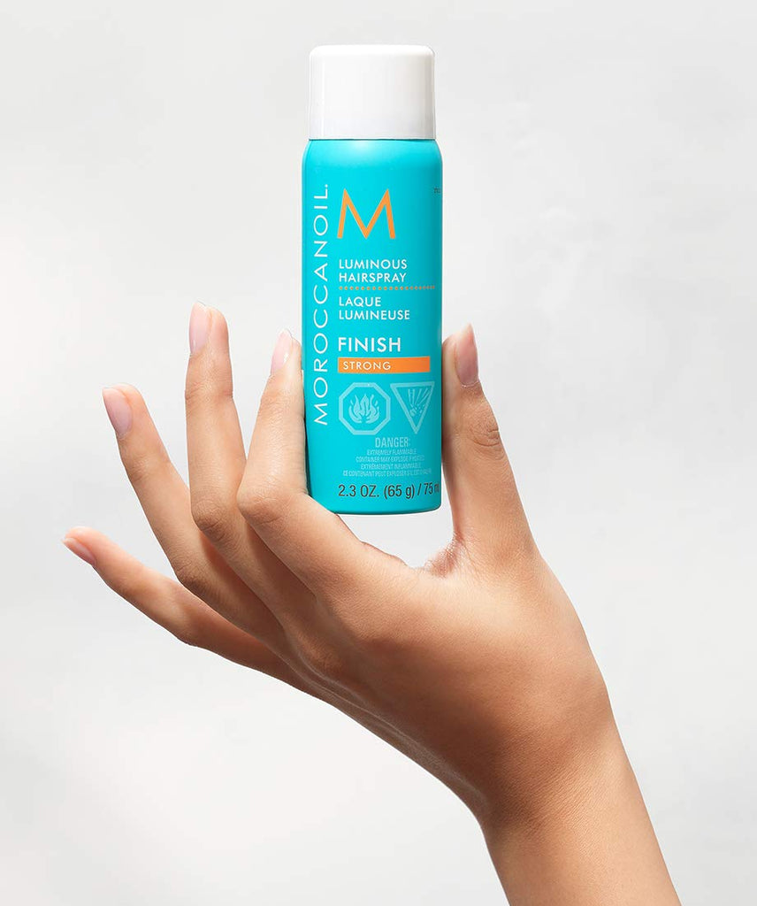 Moroccan Oil Mini Strong Finish Hair Spray