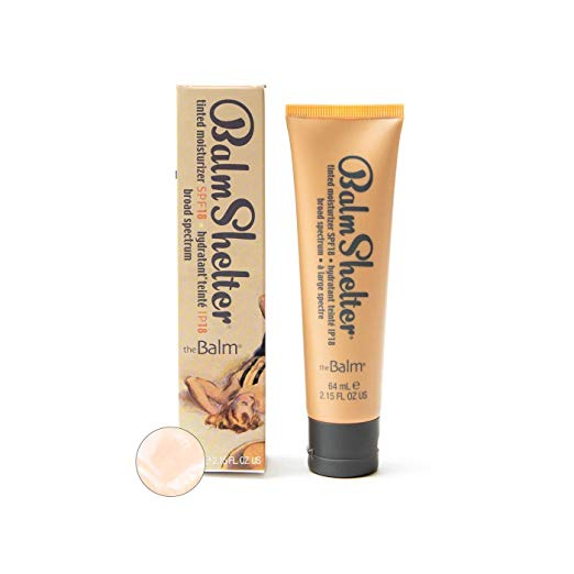 theBalm Tinted Moisturizer Lighter Than Light