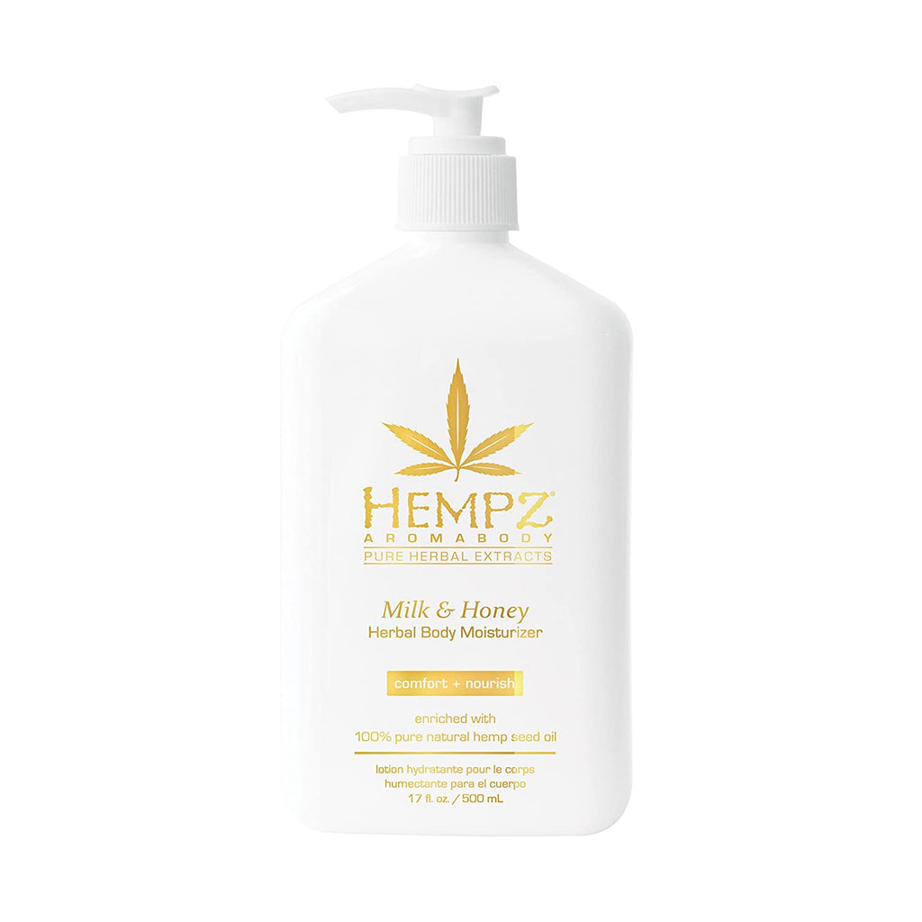 Hempz Milk & Honey Moisturizer