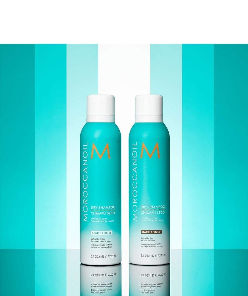Moroccan Oil Dry Shampoo Light Tones