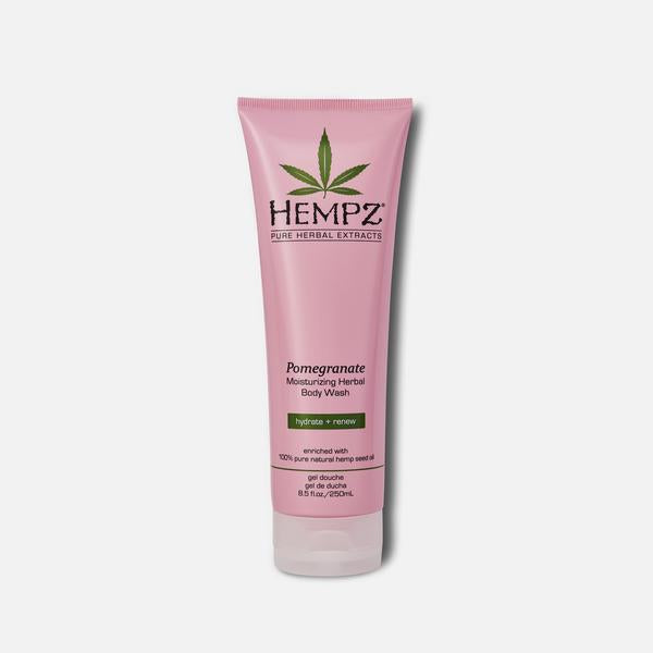 Hempz Pomegranate Body Wash 8.5oz