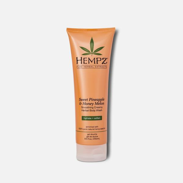 Hempz Sweet Pineapple & Honey Body Wash 8.5oz