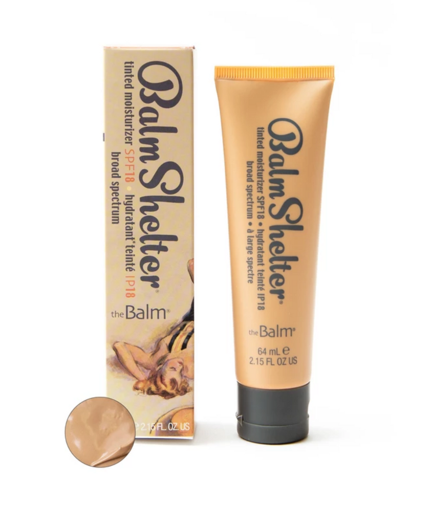 theBalm Tinted Moisturizer Medium