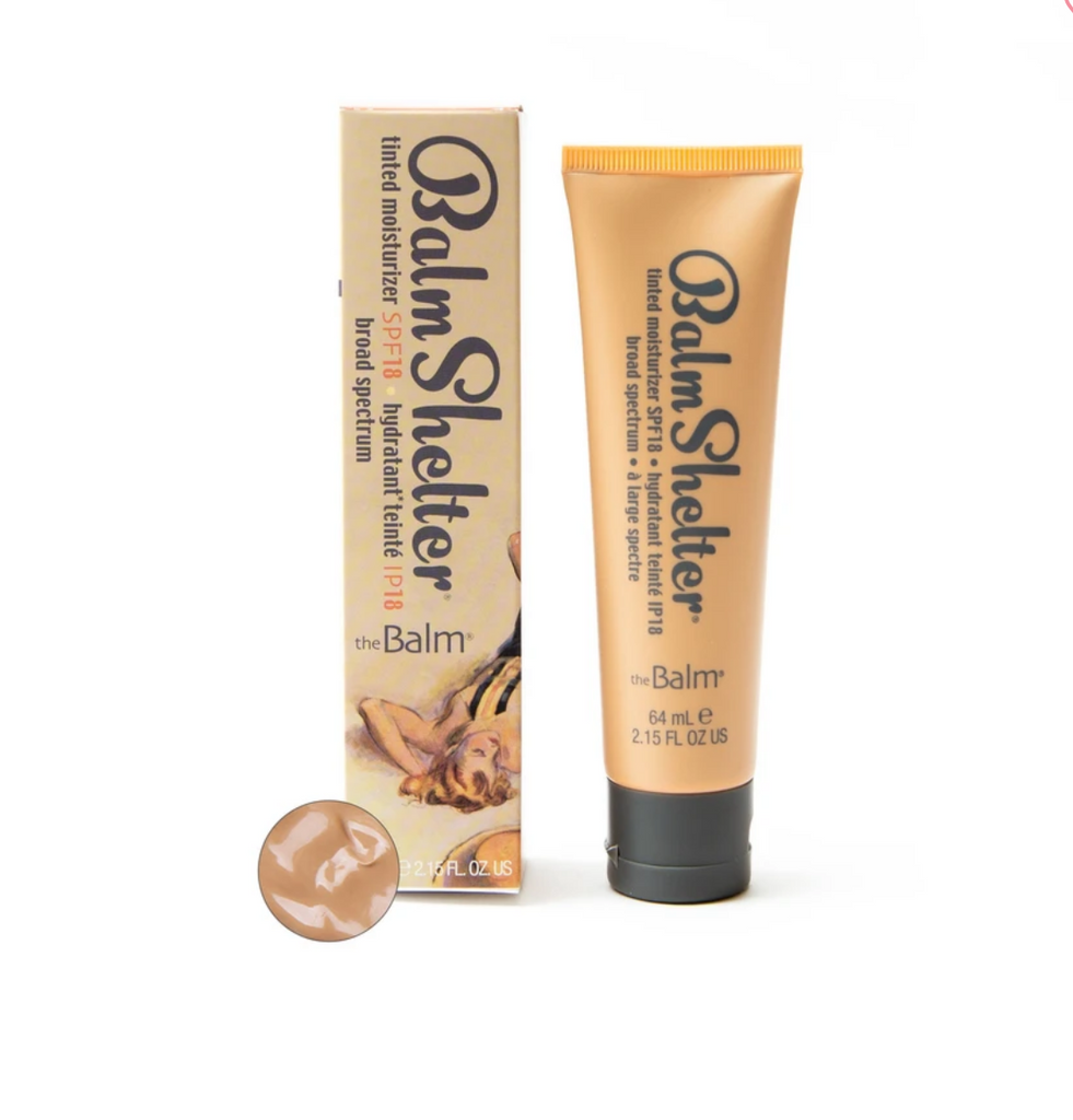 theBalm Tinted Moisturizer Medium/Dark
