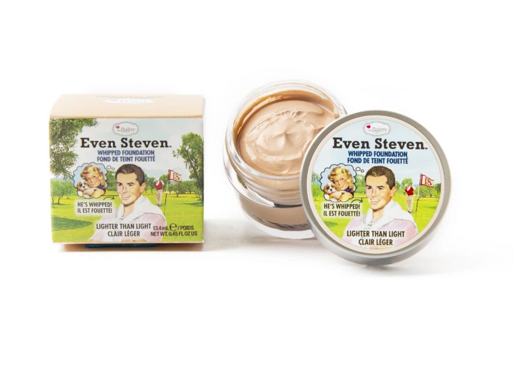 theBalm Whipped Foundation Lighter Than Light