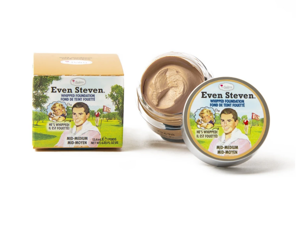 theBalm Whipped Foundation Mid-Medium