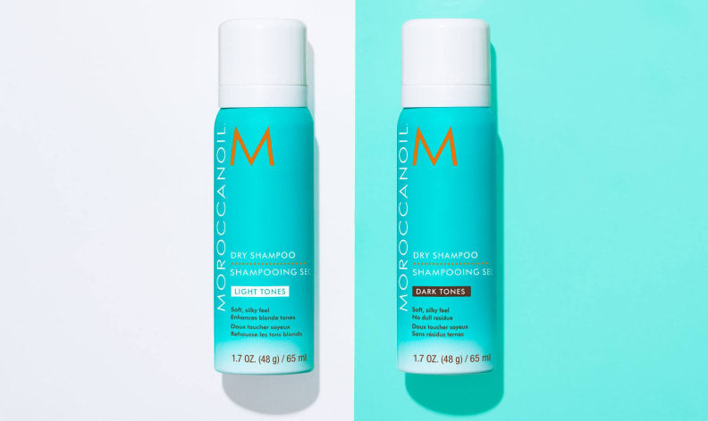 Moroccan Oil Mini Dark Tones Dry Shampoo