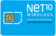 NET10 Wireless Activation
